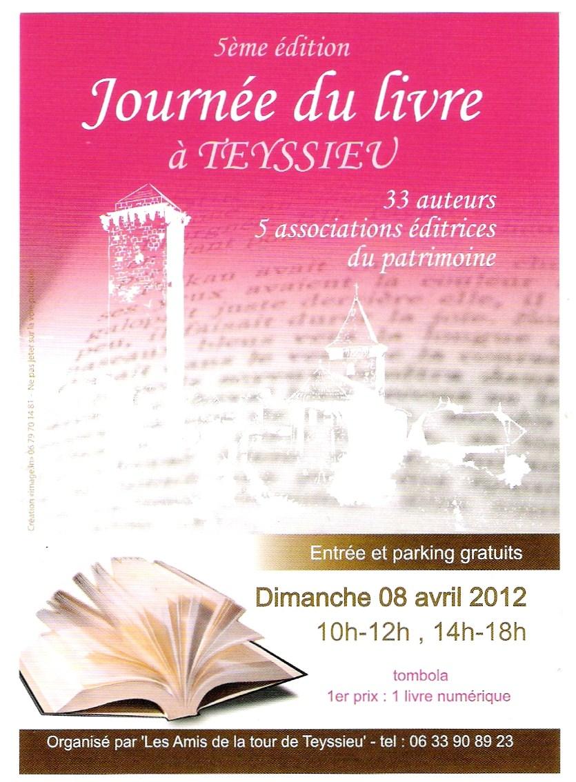 L'Écritoire ségaline à la Journée du livre de Teyssieu